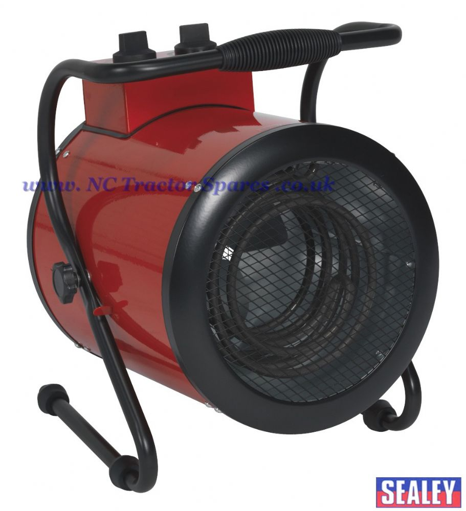 Industrial Fan Heater 3kW 2 Heat Settings